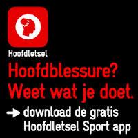hoofletsel sport app